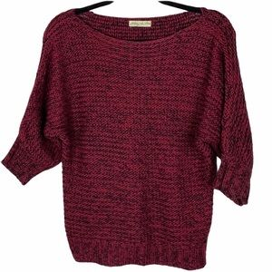 Staring at Stars 3/4 sleeve chunky knit sweater XS